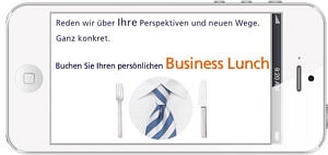 Business Lunch mit Gregor R. Schürmann - future-coach.de